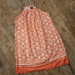 GAP Girls salmon dress